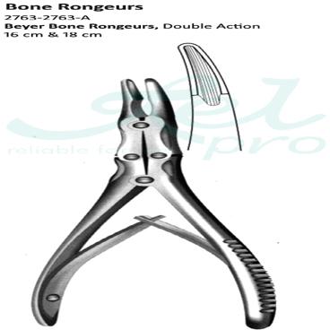 Beyer Bone Rongeurs