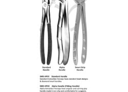 Extracting Forceps Handle Patterns