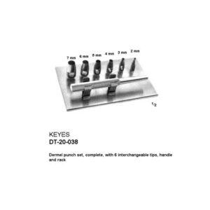 Keyes DT-20-038