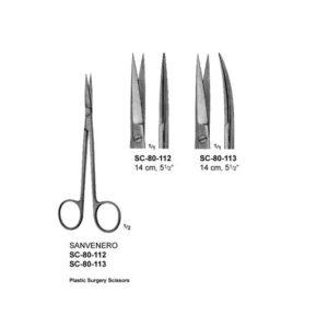 Sanvenero Scissors SC-80-112-113