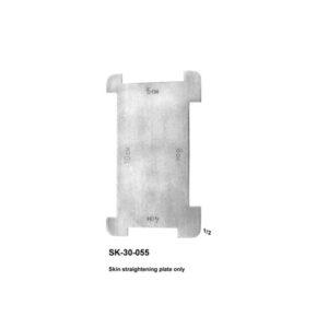 Skin Straightening plate SK-30-055
