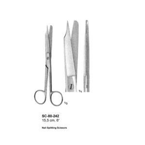 Surgical Dissectingb Scissors SC-80-242