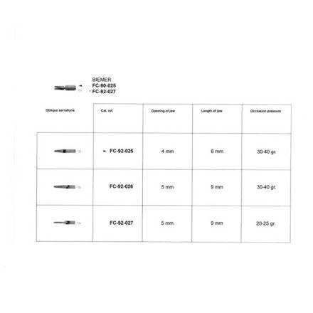 Biemer FC-90-025-027