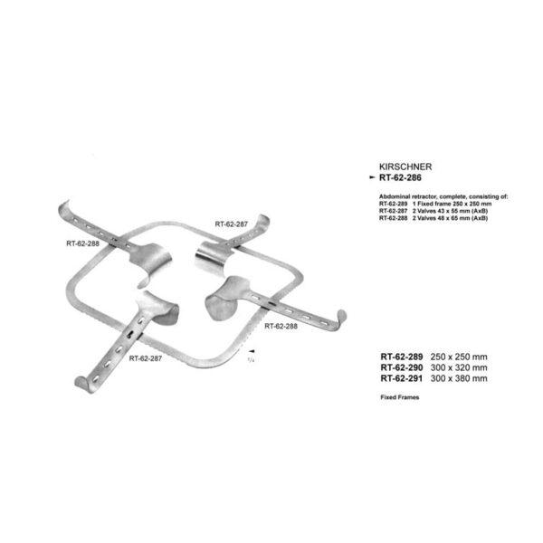 Kirschner RT-62-286-291