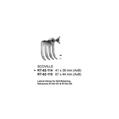 Scoville RT-62-114-115