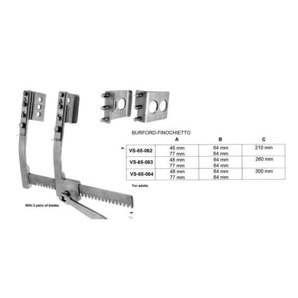 Burford-Finochietto VS-65-062-064