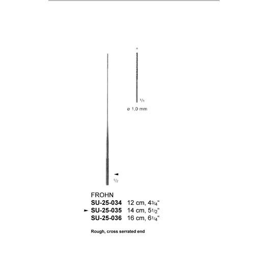 Frohn SU-25-034-036