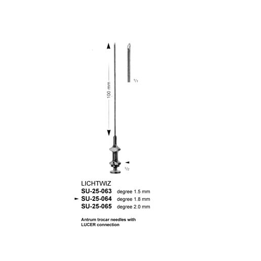Lichtwiz SU-25-063-065