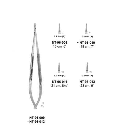 Micro needle Holders NT-96-009-012