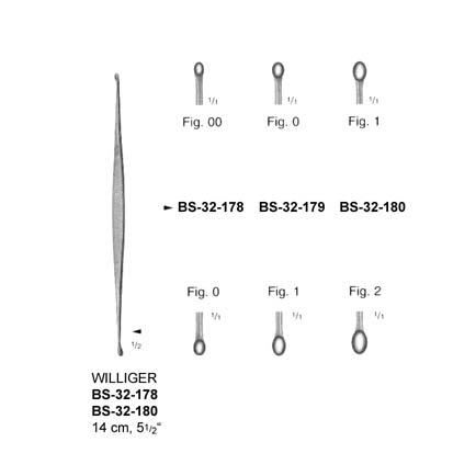 Williger BS-32-178-180