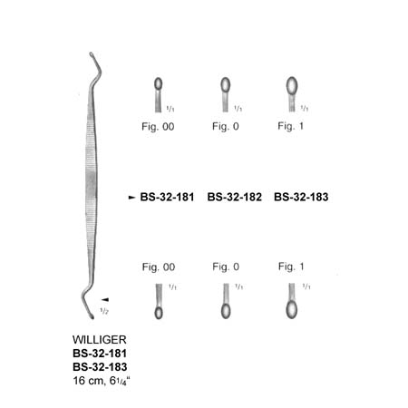 Williger BS-32-181-83