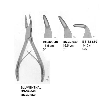 Blumenthal BS-32-648-650
