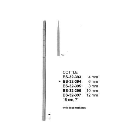 Cottle BS-32-393-397