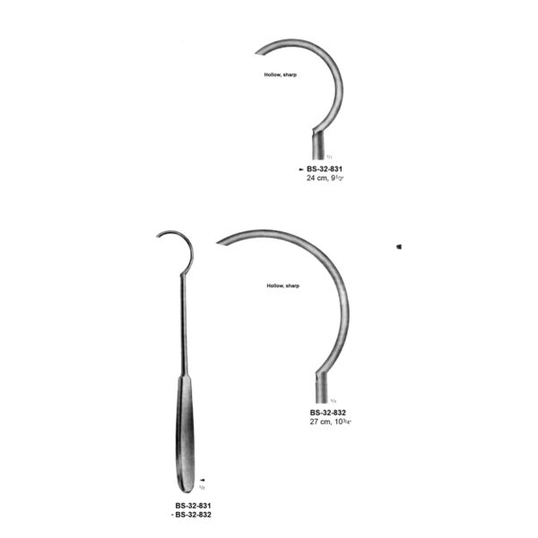 Wire Guides BS-32-831-832