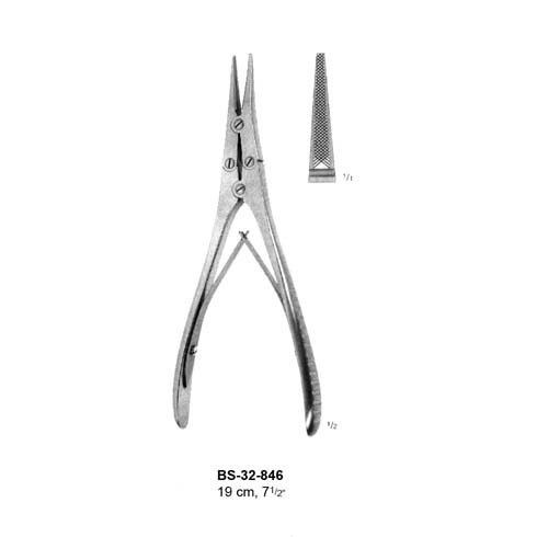 Wire Holding Forcep BS-32-846