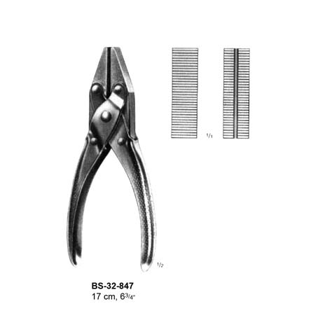 Wire Holding Forcep BS-32-847