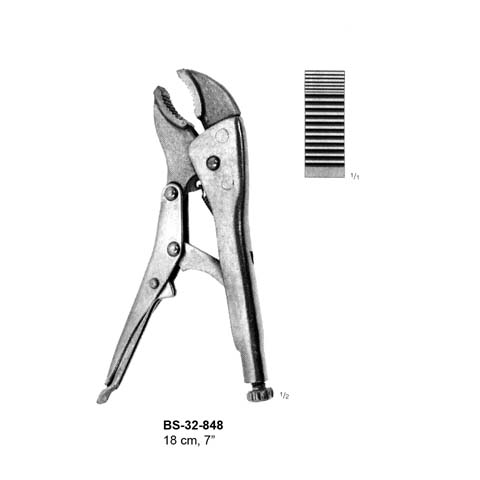 Wire Holding Forcep BS-32-848