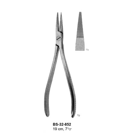 Wire Holding Forcep BS-32-852